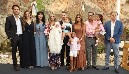 Familia Berrones.
