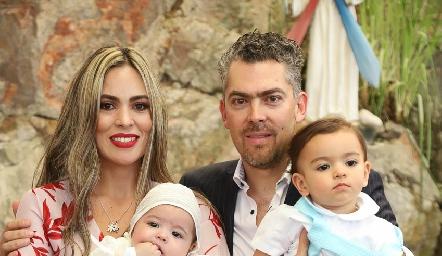 Familia Ruiz Berrones.