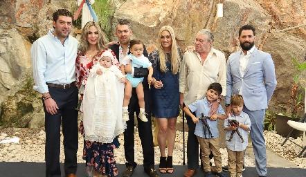 Familia Ruiz Villarreal.
