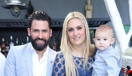 Familia Luna Ruiz.