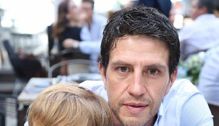 Alex y Alejandro Lomelí.