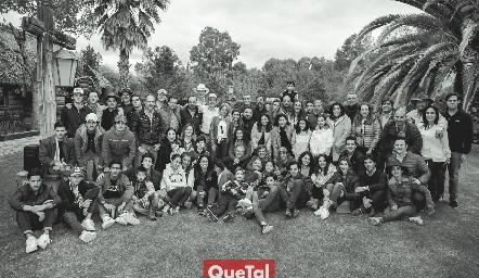 La gran familia Plebeyos.