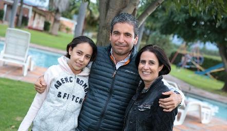 Familia de la Rosa Gutiérrez.