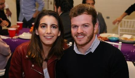 Ana Castrillón y Keko Mendizábal.