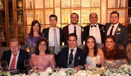 Familia Orgaz y familia Schekaibán.