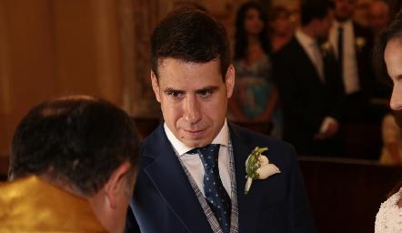 Mario Orgaz.