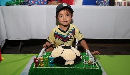 Cumpleaños de Pato.
