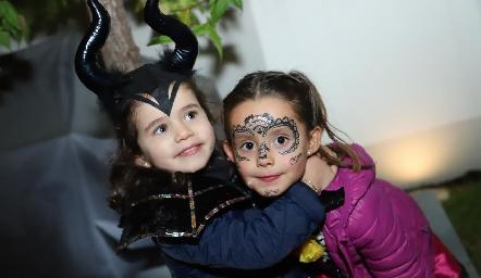 Renata y Julia.