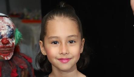 María Alejandra.