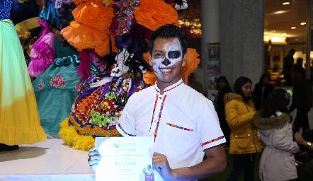 Concurso de Catrinas organizado por Tangassi.