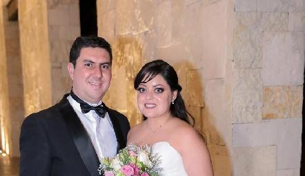 Miguel Gutiérrez y Andrea Gutiérrez de Robledo.