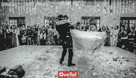 Boda de Andrea y Miguel.