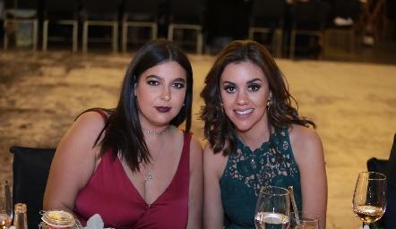 Daniela y María Pía González.