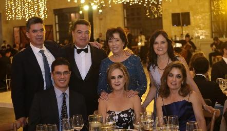 Familia Gutiérrez Nieto.