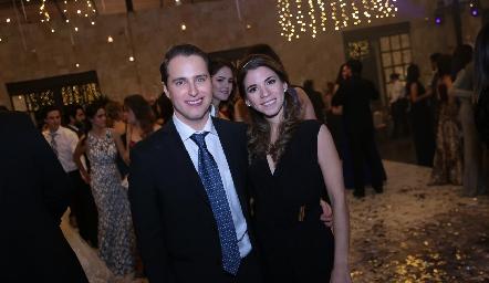Alejandro e Isa.