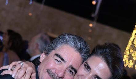 Manuel y Lourdes Álvarez.