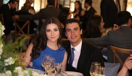 Marijó y Jojo Torre.