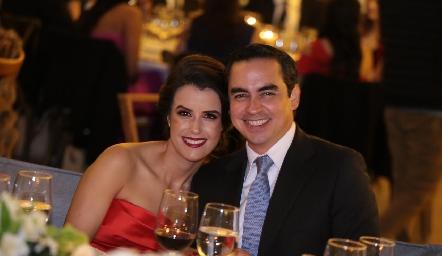 Teresa y Mauricio.
