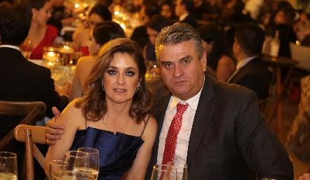 Conchita Gutiérrez y José Luis Torre.