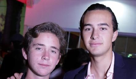 Jacobo Payán y Mario Siller.