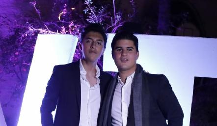Miguel y Pj.