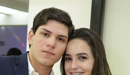 Ro Rubio y Sofi González.
