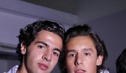 Diego Gutiérrez y Juan Pi Ruiz.
