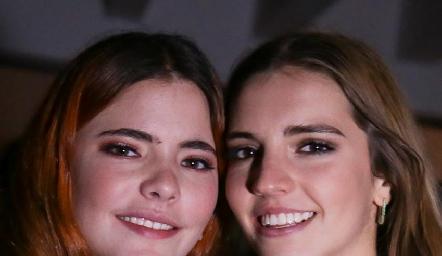Renata y Francesca .