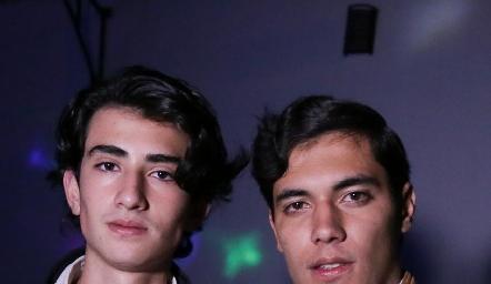 Diego Valle y Juan Pablo Quintero.