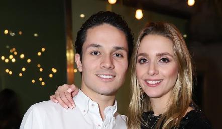 Agustín Castillo y Faustina Villarreal.