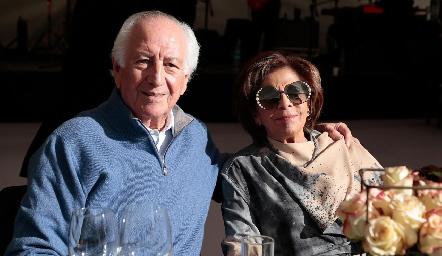 Marcelo de los Santos y Guille Anaya.