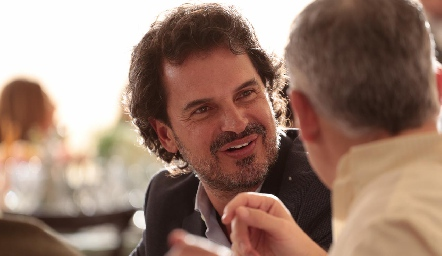 Eduardo Gómez.