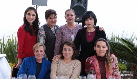 Familia Guerrero.