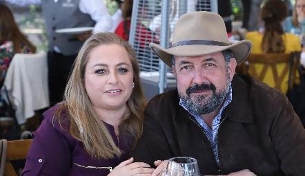 Güera y Boro Quijano.