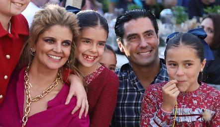 Familia Lebrija López.