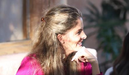 María José López.