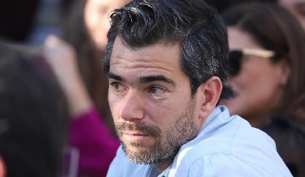 Eduardo Vigil.