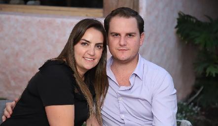 Maripepa Muriel y Miguel Valladares.
