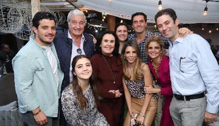 Familia Lebrija.
