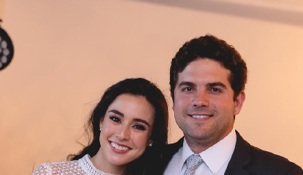 Teté Mancilla y Federico Díaz Infante ya son esposos.