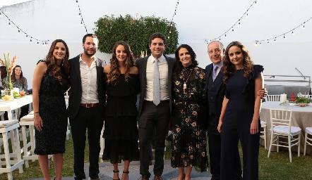 Familia Díaz Infante Meade.