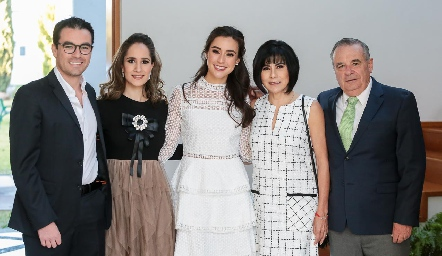 Familia Mancilla Guerrero.