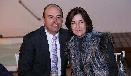 Fernando Pérez Espinosa y Coco Mendizábal.