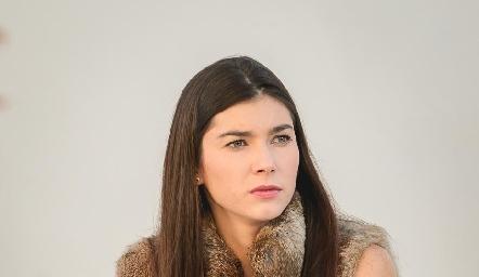 Mariana Palazuelos.