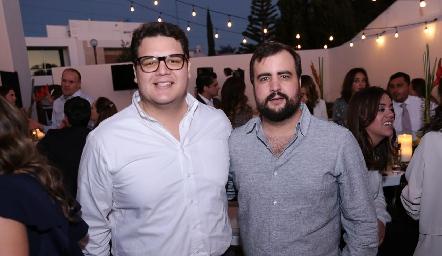 Luis Fernando Rodríguez y Oso Fernández.