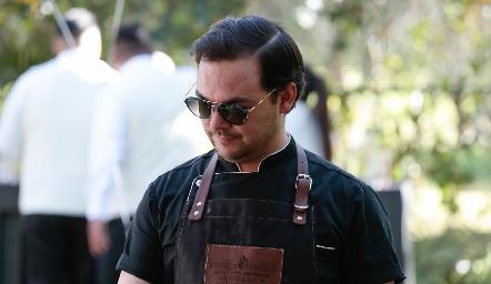 Pedro Pablo Lozano Grill & Cathering.