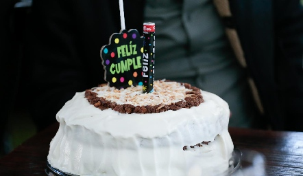 Cumpleaños de José Martín Alba.
