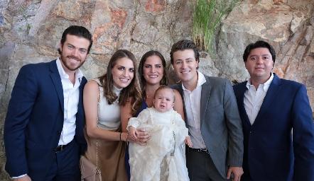 Familia Lozano Del Bosque.