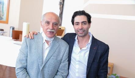Guillermo y Mauricio Zollino.
