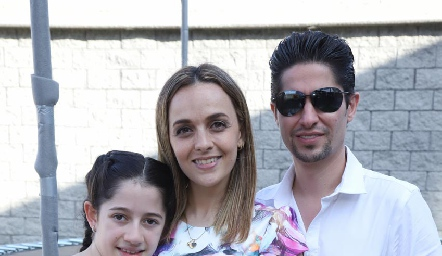 Familia Dauajare González.